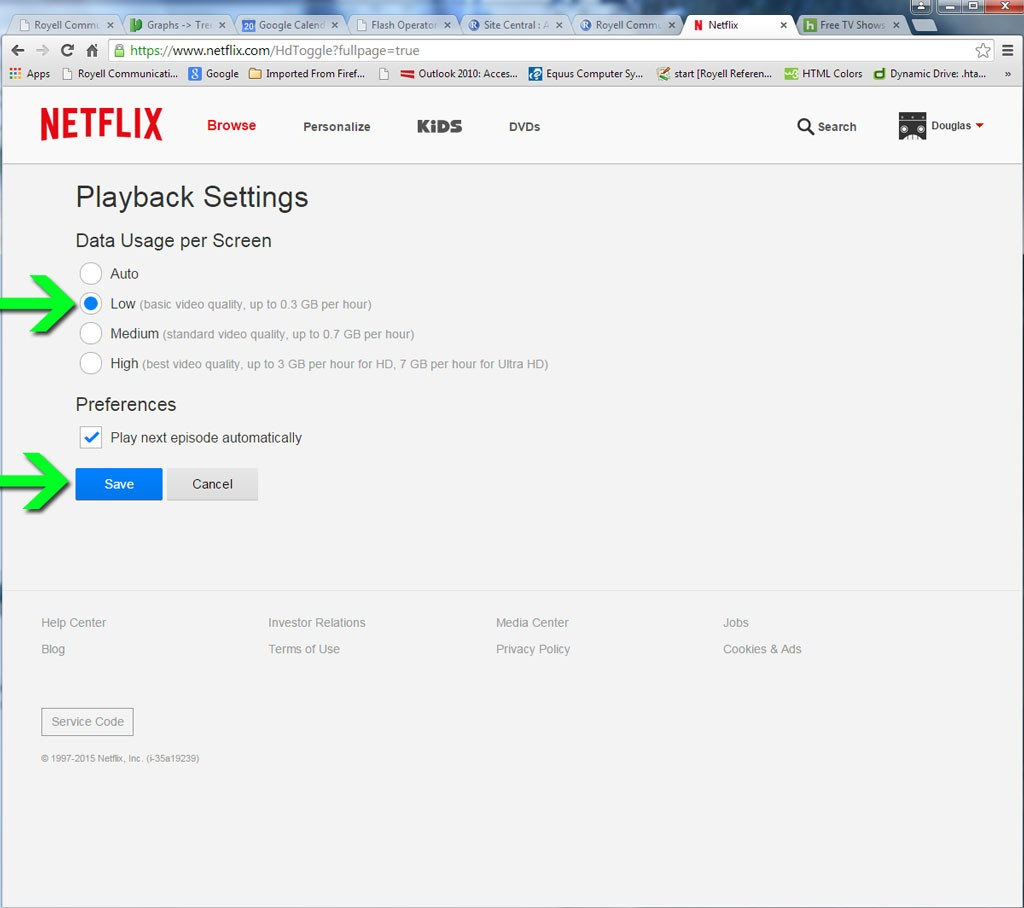 Faq : Optimizing Amazon, Netflix, Hulu, AppleTV and Roku